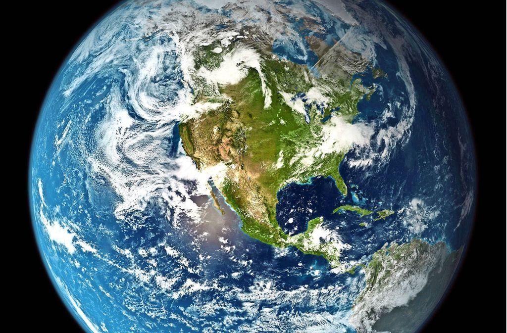Der Klimawandel wirkt sich massiv auf das Leben auf der Erde aus – jeder kann etwas dagegen tun. Foto: Nasa/dpa