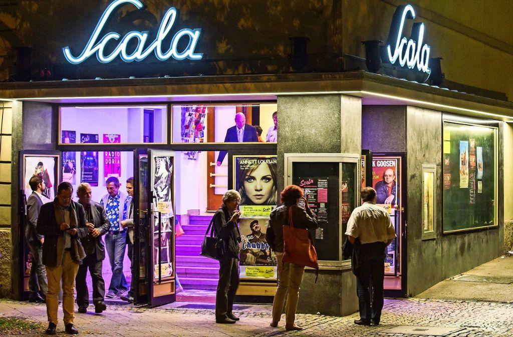 Neuer Treffpunkt für Rofa-Gänger? Das Scala in Ludwigsburg Foto: factum/Andreas Weise