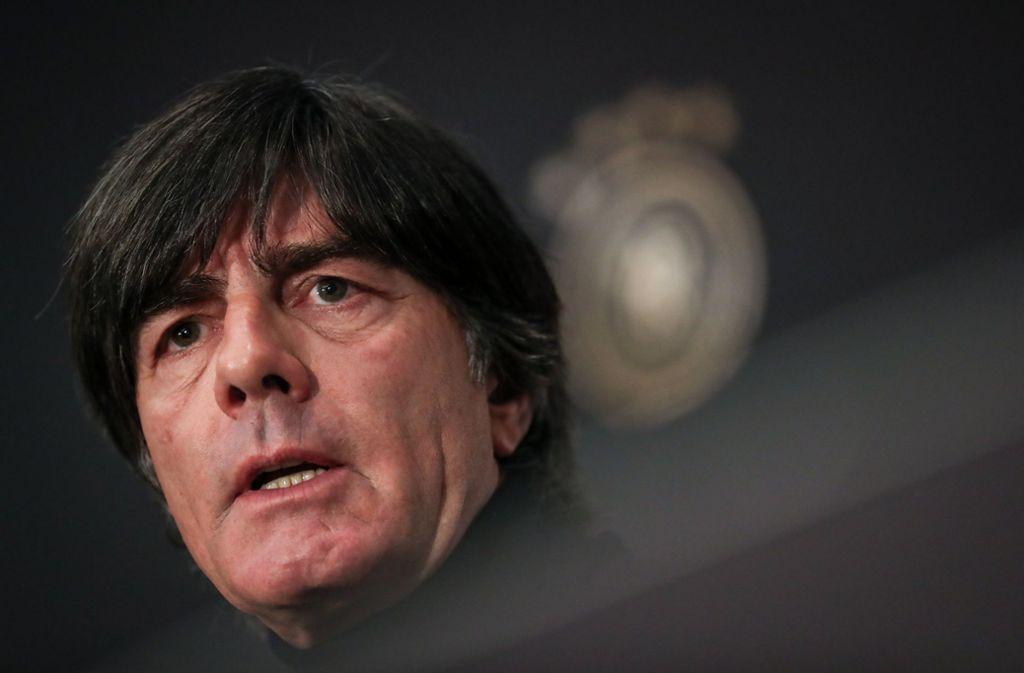 Bundestrainer Joachim Löw kann aus einem großen Pool an Spielern wählen. Foto: dpa