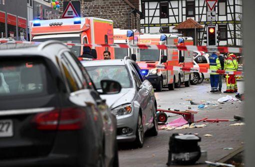Fastnachtsumzüge in Hessen abgebrochen