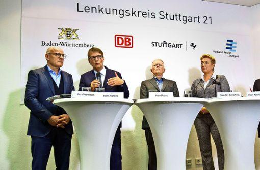 Projektpartner fordern Geld aus Berlin