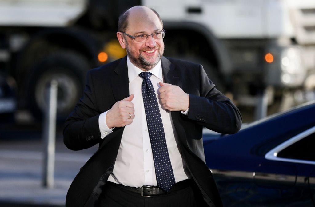 Martin Schulz Beruf