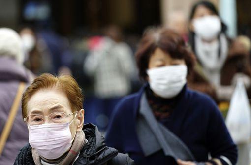 Rätselhafte Lungenkrankheit auch in Japan nachgewiesen
