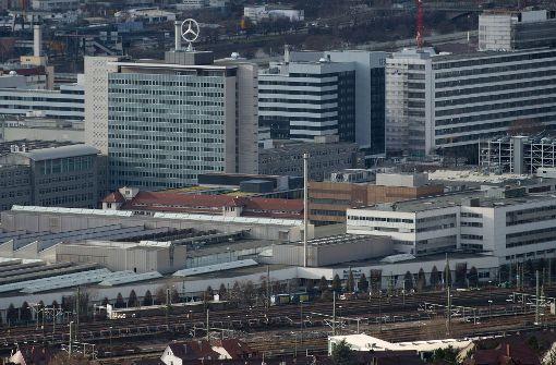 Produktionsausfälle bei Daimler