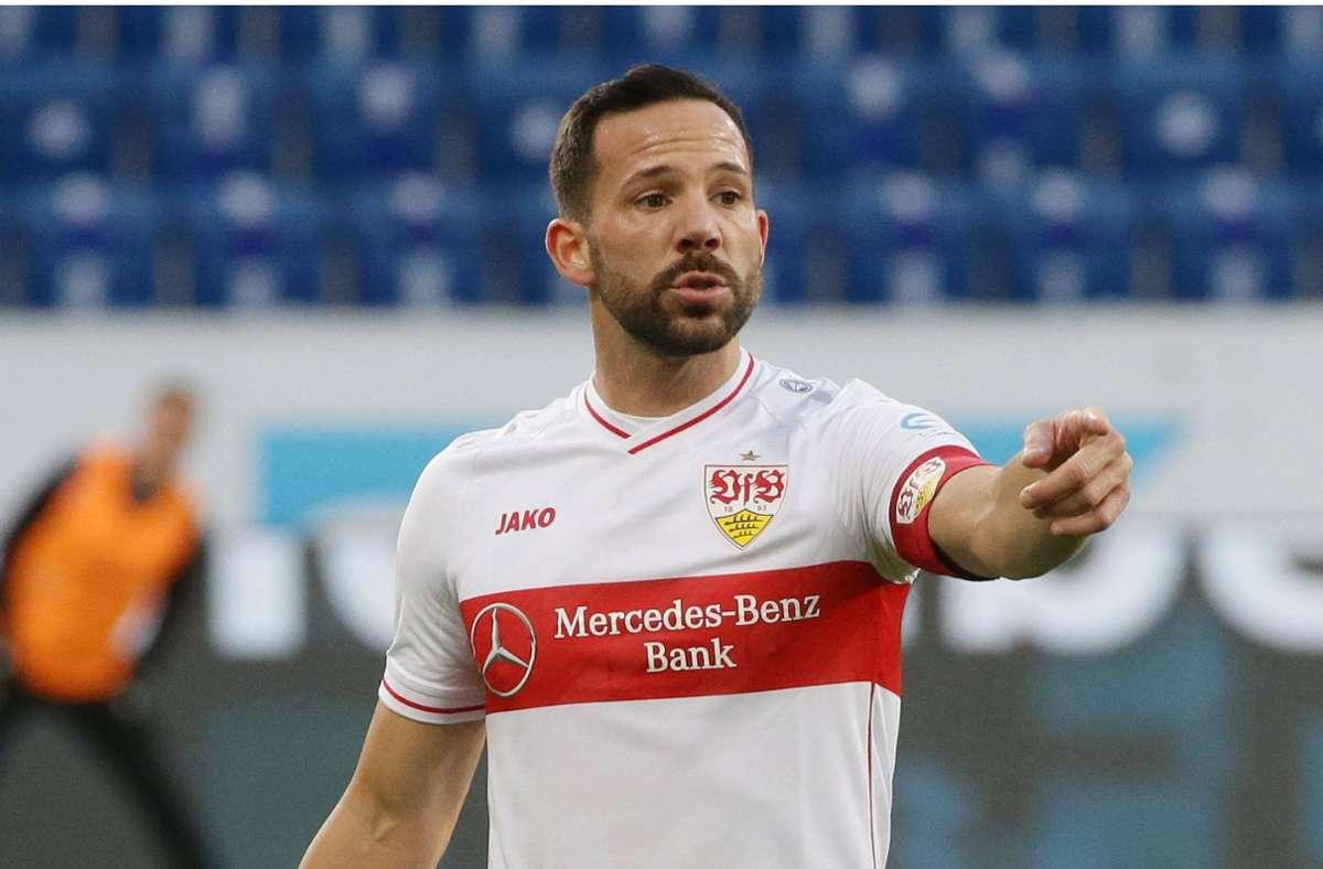 Der VfB-Spielführer Gonzalo Castro hat seine Gelbsperre abgesessen. Foto: Baumann