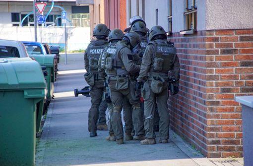 Polizei schweigt noch zu SEK-Einsatz