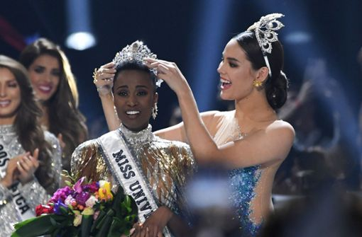 """Miss Universe"" findet emotionale Dankesworte"