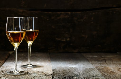 Sherry Amontillado