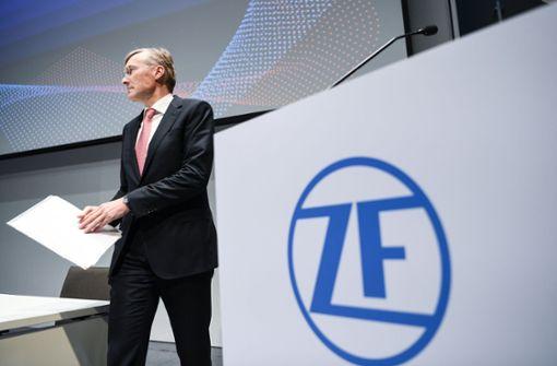 Zulieferer ZF beteiligt sich an Produktion von E-Fahrzeugen