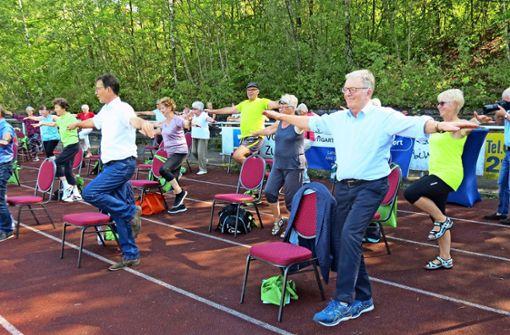 Bis ins hohe Alter fit und beweglich bleiben
