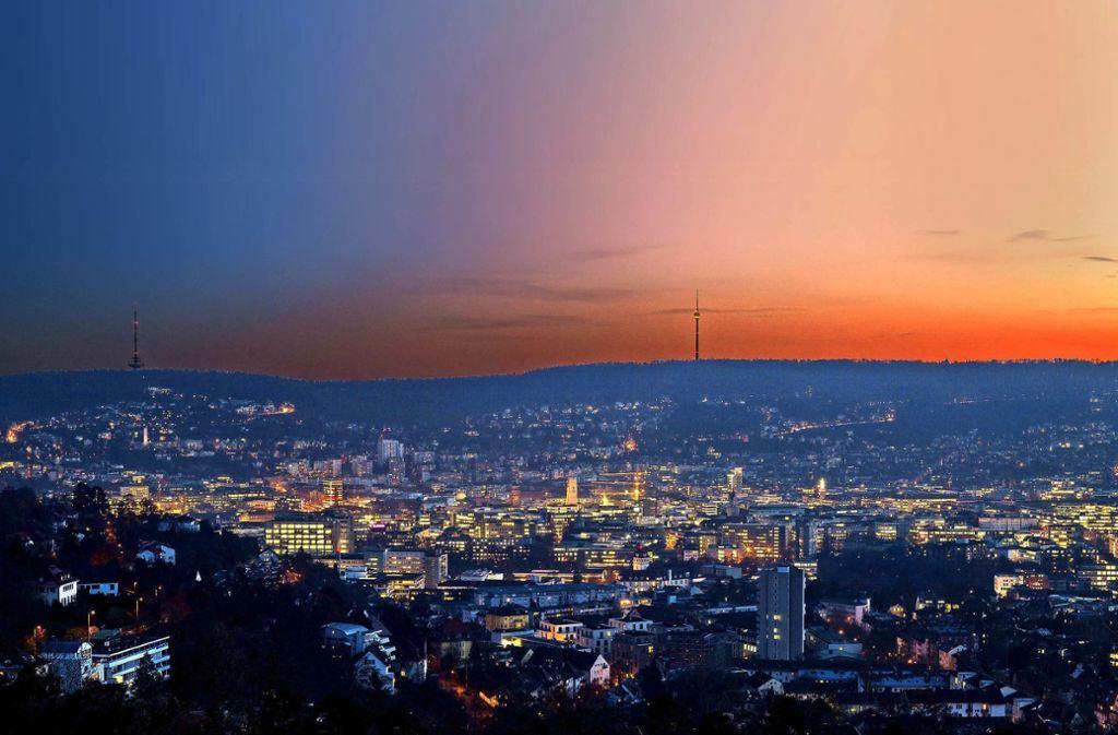 In Stuttgart und Region bieten sich viele einzigartige Aussichten. Foto: dpa