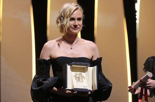 Diane Kruger zur besten Schauspielerin gekürt