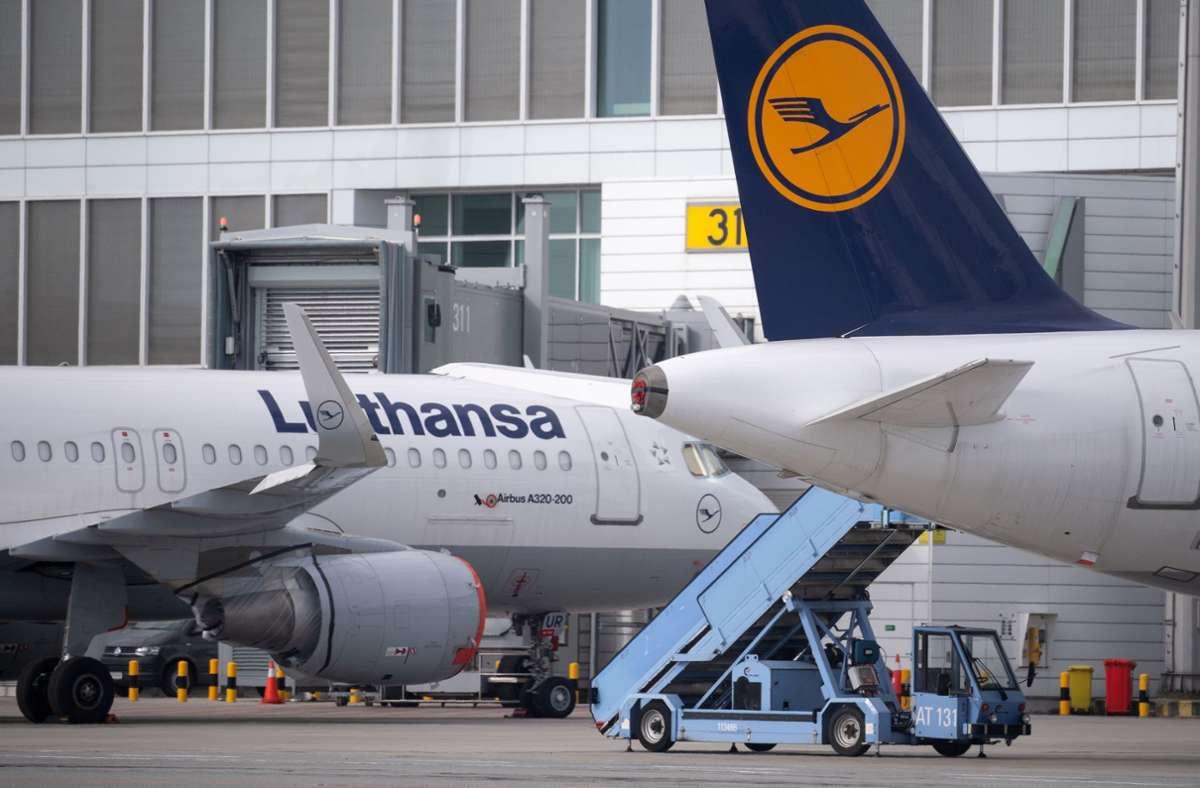 Die Lufthansa bekommt milliardenschwere Staatshilfen, die jedoch an Auflagen geknüpft sind. Foto: dpa/Sven Hoppe