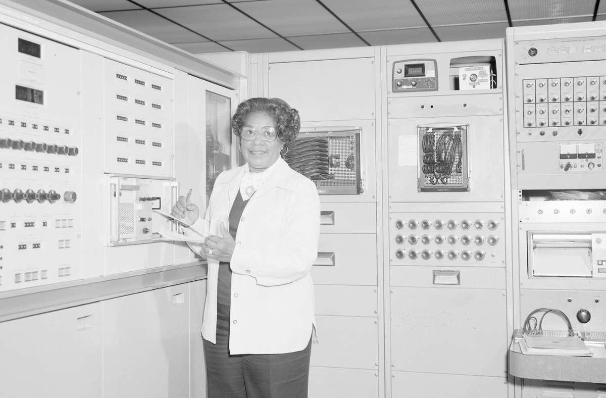 Ingenieurin Mary Jackson war eine Vorreiterin bei der Nasa. Foto: AP/Robert Nye