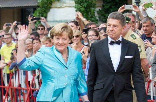 Kanzlerin Merkel will weitere Amtszeit