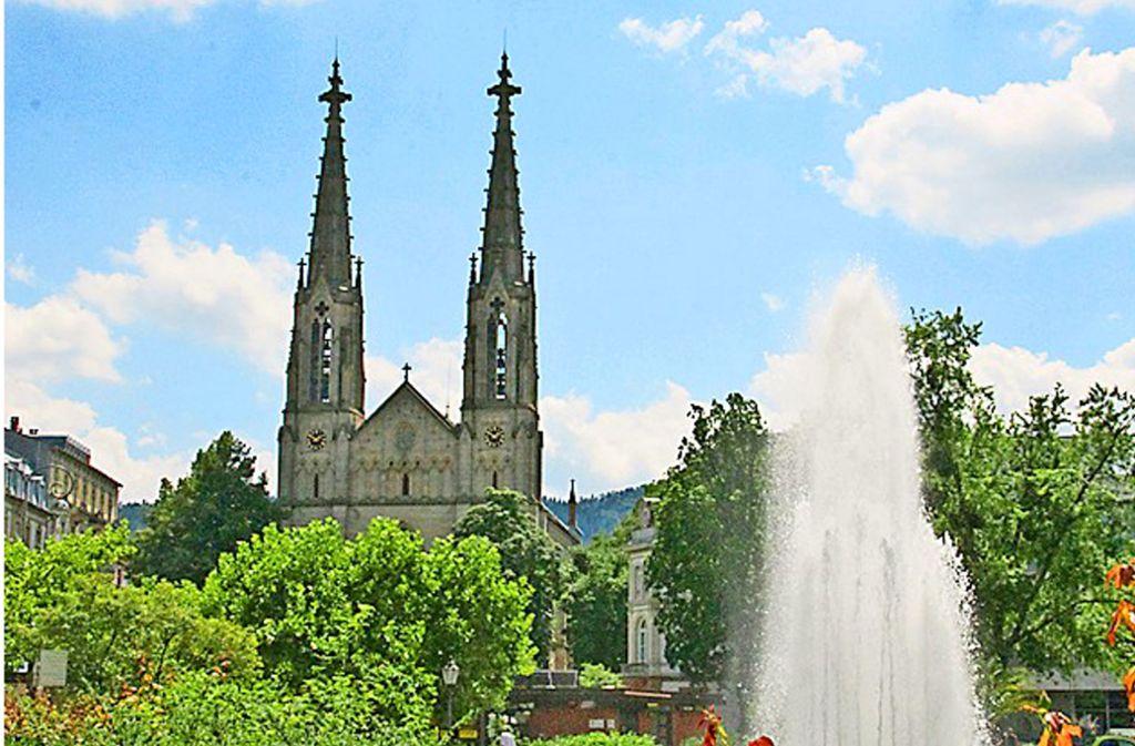 In Baden-Baden wird im Oktober 2020 ein EU-Ministertreffen stattfinden. Foto: Stadt Baden-Baden