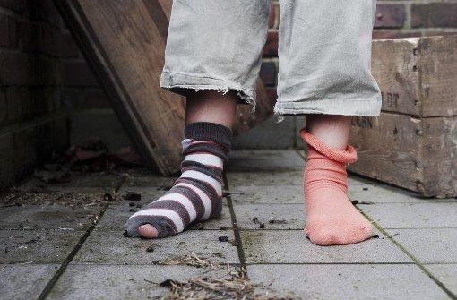 Armut macht Kinder zu Außenseitern