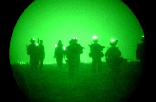 Tausenden Soldaten droht Trauma