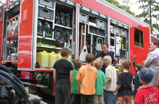 Feier frei für Brandschützer