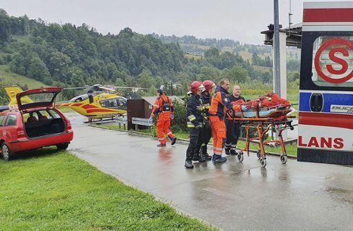 Vier Tote und über 30 Verletzte durch Blitzeinschläge