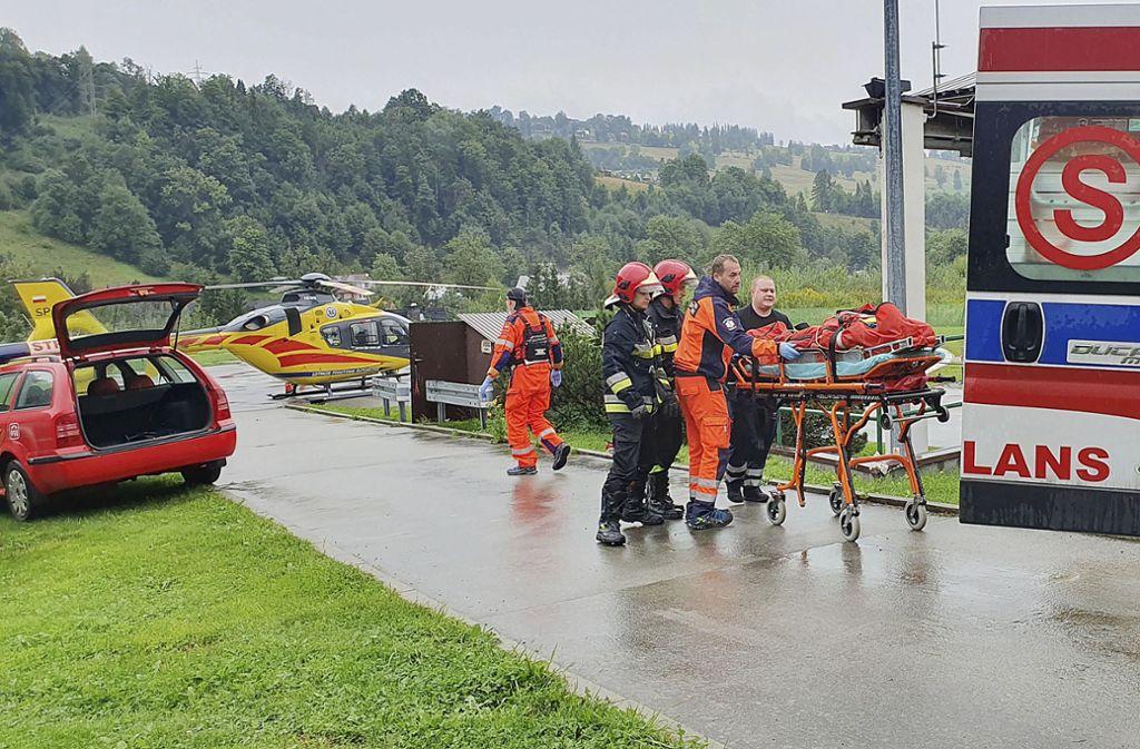 Bei einem Unwetter in Polen hat es Tote und Verletzte gegeben. Foto: dpa