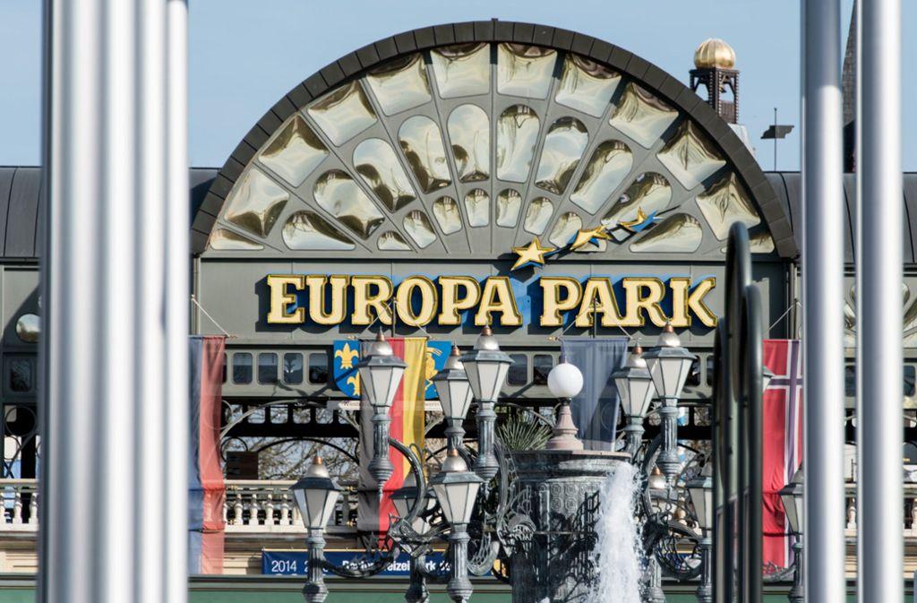 Die geplante Seilbahn würde den Freizeitpark mit dem benachbarten Elsass verbinden. Foto: dpa