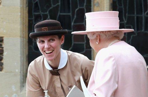 Die Nanny, der Kate und Will vertrauen