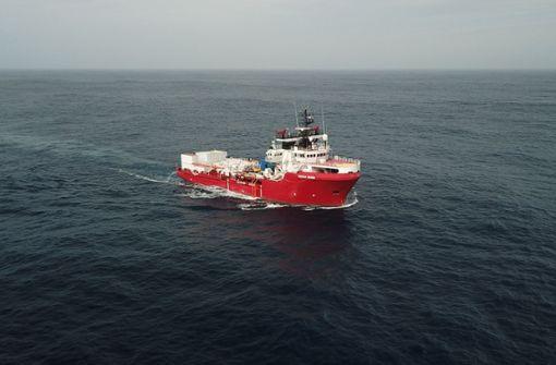 """Ocean Viking"" rettet Migranten vor Libyen"