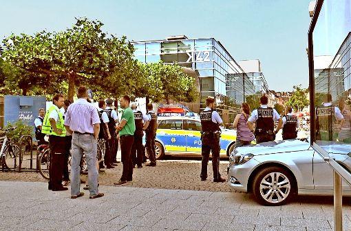 Polizei gibt Schiffsverkehr wieder frei