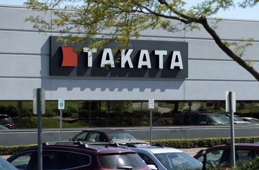 Im Dezember gab es den zehnten Todesfall wegen schadhafter Takata-Airbags. Foto: EPA