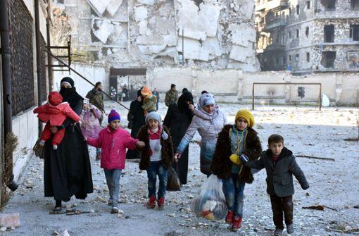 Ein neuer Anlauf im Syrien-Konflikt
