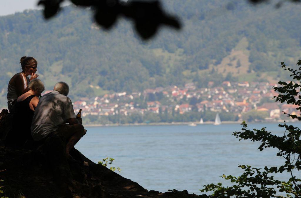 Der Bodensee hat seine idyllischen Ecken. Foto: picture alliance/dpa