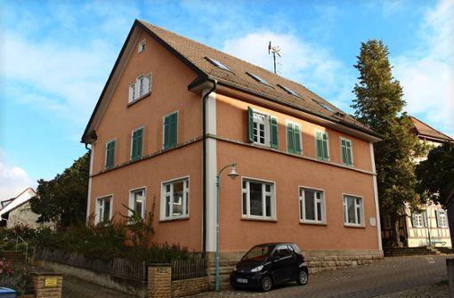 Wohnungen geplant in altem Notariat