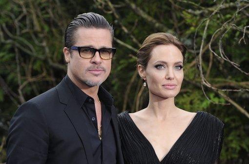 Angelina Jolie bringt Brad Pitt mit
