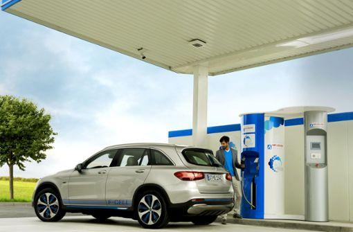 Die Brennstoffzelle bleibt im Rennen
