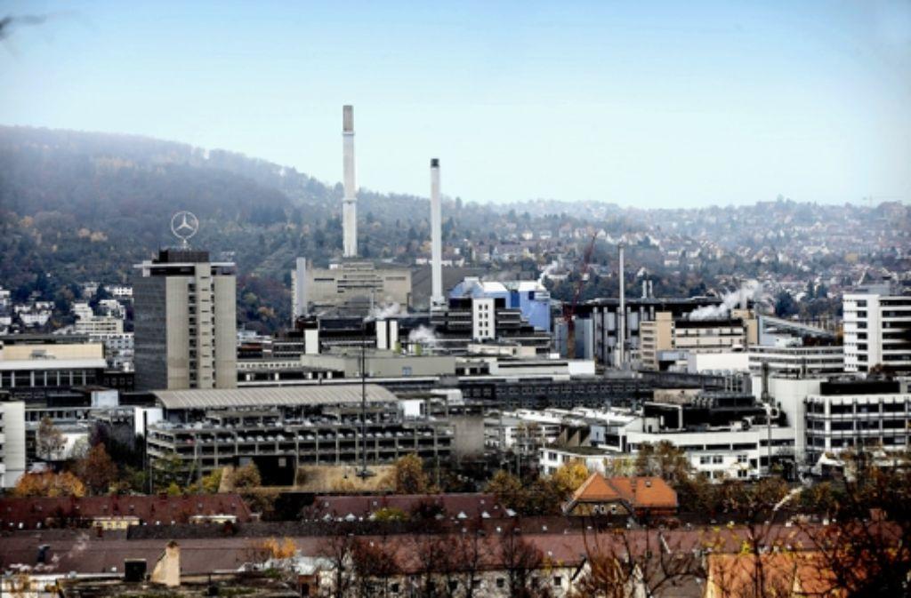 Bis zur Auftragssperre war Ecoplant Ausrüster von Daimler-Werken. Foto: Achim Zweygarth