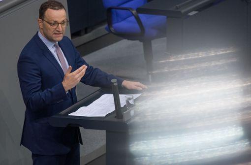 Bericht: Neue Quarantäne-Verordnung von Spahn