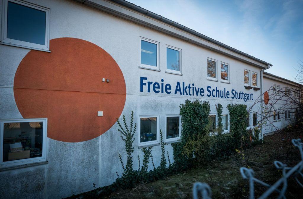Der Standort der Freien Aktiven Schule befindet sich zurzeit in Stuttgart-Degerloch. Foto: Lichtgut/Achim Zweygarth