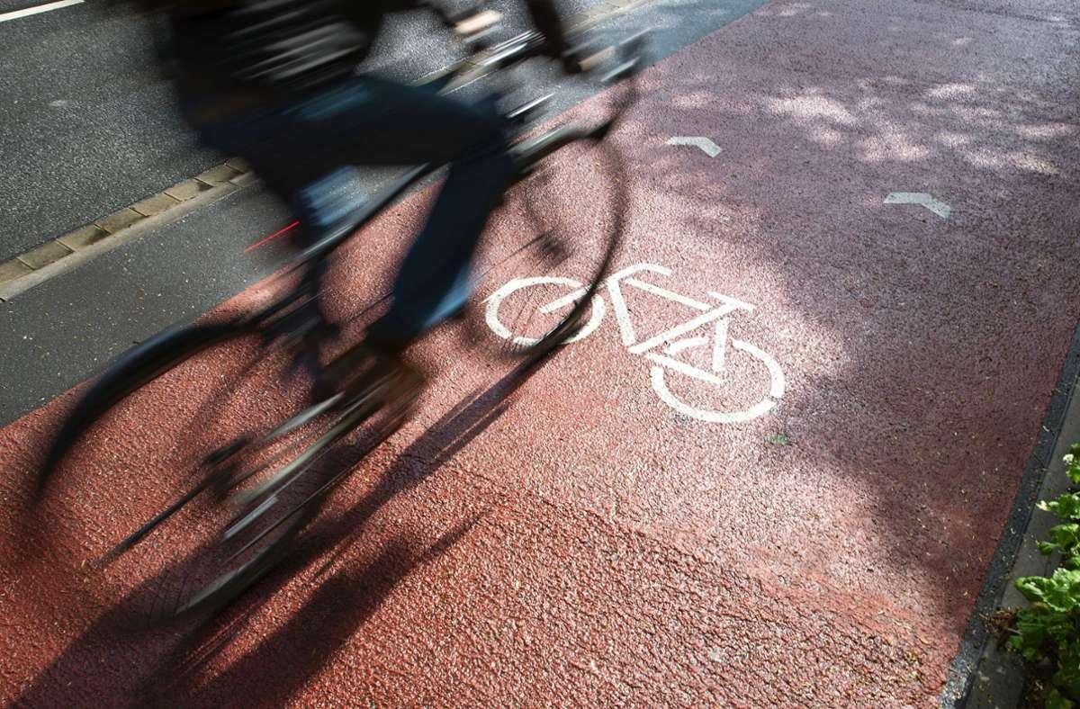 Radfahren auf den Fildern soll attraktiver werden. Foto: picture alliance/dpa/Friso Gentsch