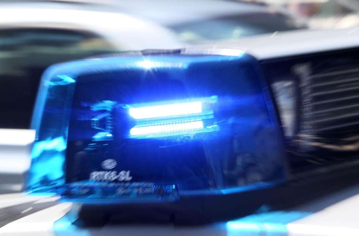 Bei Sinsheim kam ein 13-Jähriger ums Leben. Die Polizei ermittelt. Foto: picture alliance / dpa/Stephan Jansen