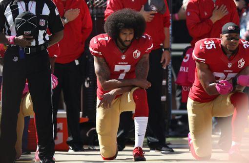 US-Präsident befürwortet NFL-Comeback von Colin Kaepernick