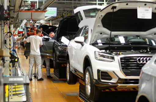 VW wertet Audi im Konzernverbund auf