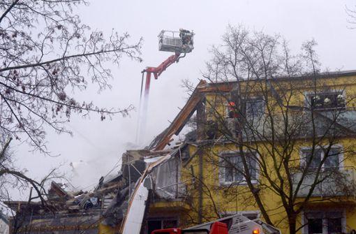Fünf Verletzte bei Explosion in Mehrparteienhaus in Österreich