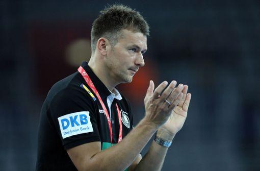 Deutsche Handballer auf dem Weg zur EM-Form