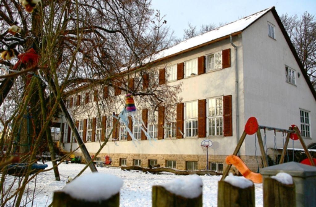 Kindertagesstätte in Vaihingen: Ein Kindergarten als ...
