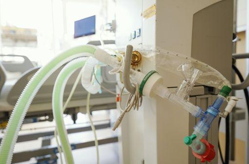 Covid-19-Klinik wird wieder abgebaut