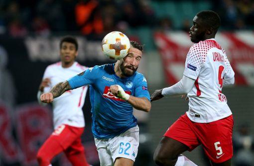 Leipzigs Europapokal-Reise geht weiter