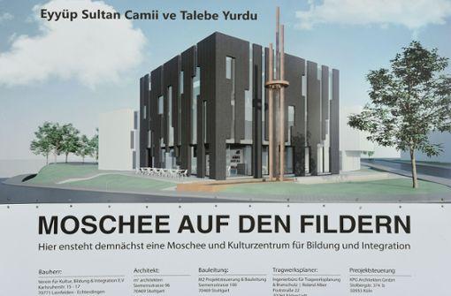 Moschee: Die Stadt holt den Baugrund zurück