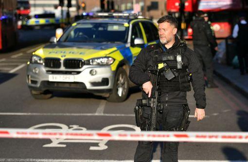 Schüsse auf  London Bridge – mehrere Verletzte