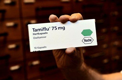 Manche Mediziner haben Zweifel daran, dass Tamiflu bei Grippe hilft. Foto: dpa